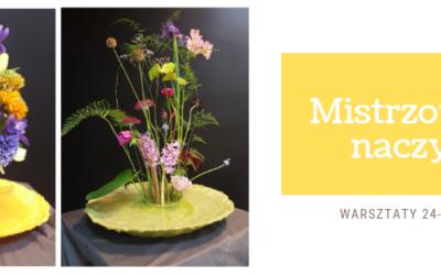 Mistrzowskie naczynia – warsztaty