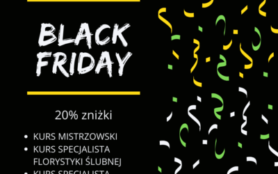 29 listopada BLACK FRIDAY